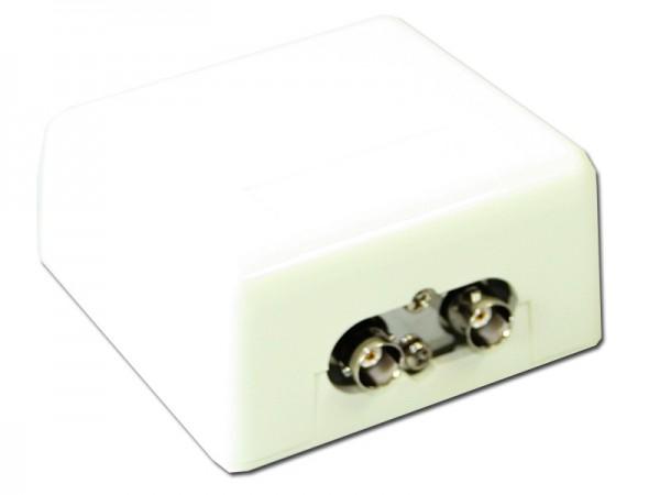 Unterbrechnungsfreie Ethernet Wanddose