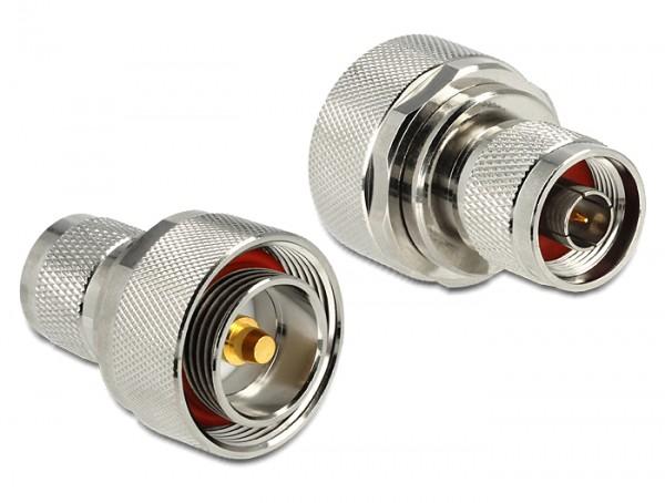 Adapter N Stecker an 7/16 Stecker, Delock® [88840]