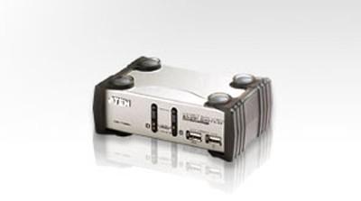 Aten® KVM-Switch, 2PC an 1 Arbeitsplatz, CS-1732B