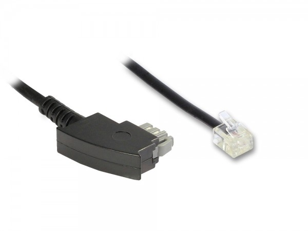 TAE-N Modem-Verbindung, gebrückt, 15m, Good Connections®