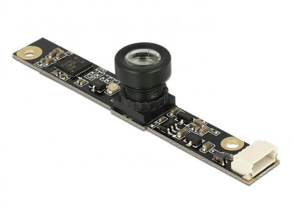 USB 2.0 Kameramodul, 3,14 Megapixel, 55° V5, Fixfokus, Delock® [95977]