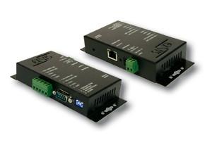 Ethernet zu 1 x Seriell RS-422/485, Metallgehäuse, Exsys® [EX-6051]