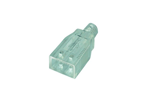 USB A Haube, transparent, Good Connections®