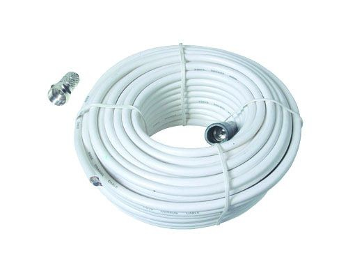 Koaxkabel 0.6/3.7 SET 10m, Good Connections®