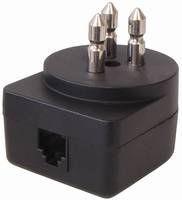 Modem Adapter, RJ11 6p4c an Italien-Stecker, Good Connections®