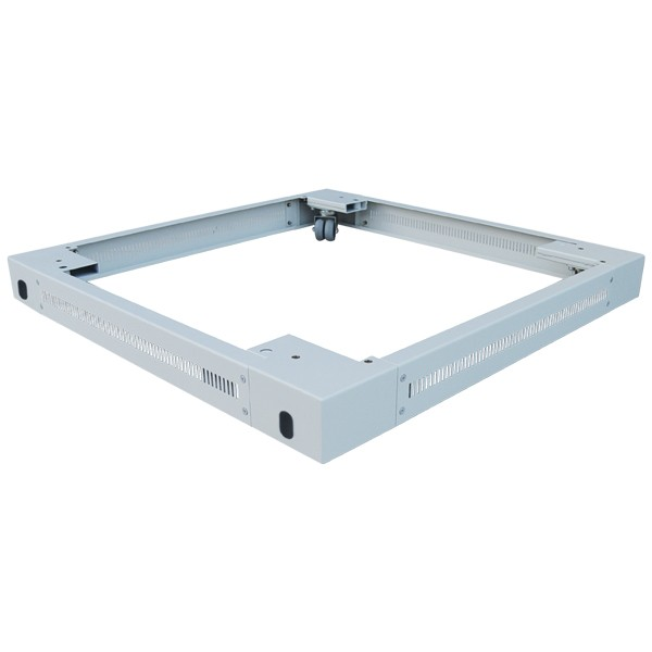 Sockel 800X800 x90mm Standschrank, grau , LogiLink® [PLI88G]