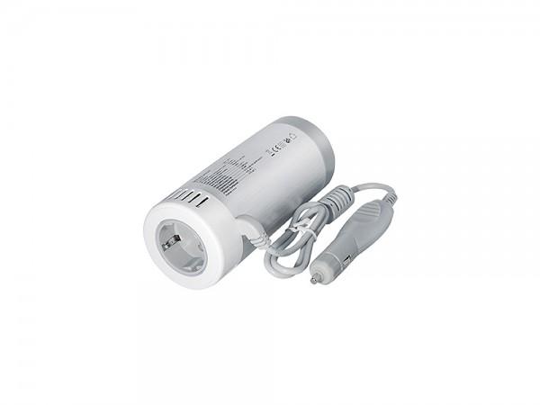 Spannungswandler KFZ DC/AC, 12 V auf 230 V, 150 W
