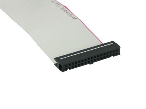 Floppy-Kabel, intern, für 1 Floppylaufwerk, ca. 55cm, Good Connections®