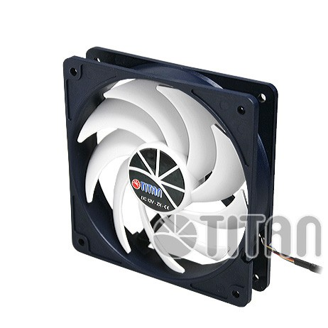 Titan® Kukri Lüfter, 120x120x25mm [TFD-12025SL12Z/KU]