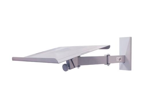 Wandhalter für TV-Geräte bis 43cm,-30kg,Doppelgelenkarm