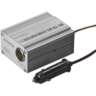 Spannungswandler von 24 V auf 12 V, Dauerleistung: 125 W / 10A
