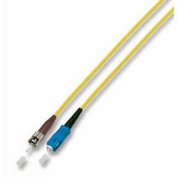 Patchkabel LWL Simplex OM1 (Multimode, 62,5/125) ST/SC, 1m, Good Connections®