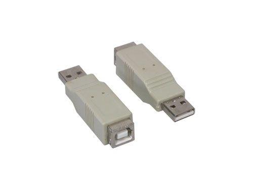 USB Adapter A Stecker an B Buchse, Good Connections®