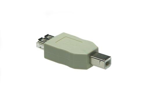 USB Adapter A Buchse an B Stecker, Good Connections®