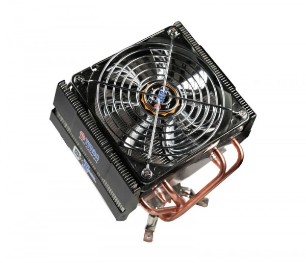 "Titan® Heatpipe CPU-Kühler ""Cool Idol"", TTC-NK75TZ(RB)"