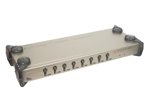 """Aten® CS9138, 8-fach KVM Umschalter automatisch 19"""""""