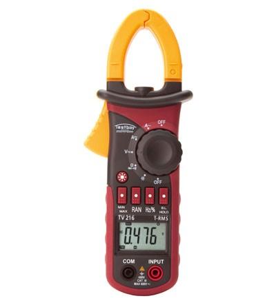 Testboy® Stromzange, Digitales Zangenamperemeter
