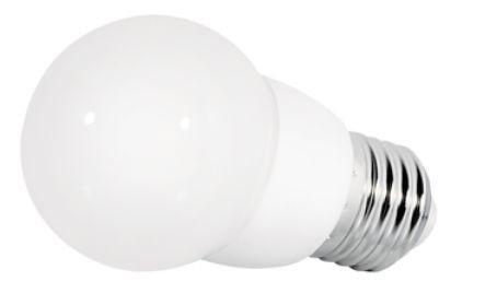 LED Lampe, 2,5W, 230V, 160 lm, 3000K, (warmweiß), nicht dimmbar, A+, >180° Abstrahlwinkel