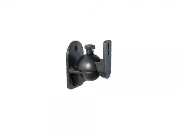 Wandhalter für Lautsprecher, Belastung bis 3,5 kg, schwarz, My Wall®