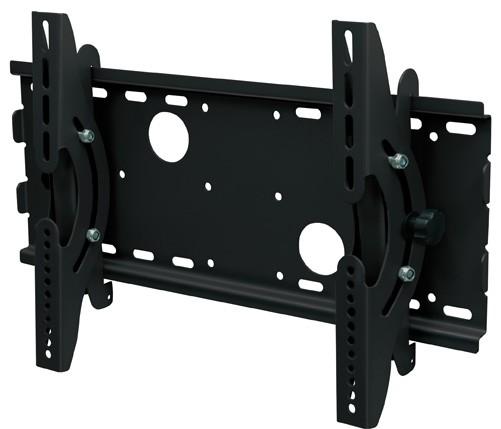 """Bildschirm- und TV-Wandhalter, 32""""-62"""", bis 75 kg, Neigung 15°, schwarz, My Wall®"""