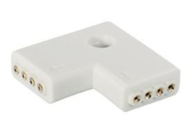 Winkeladapter für LED-Leisten, 2 Stück