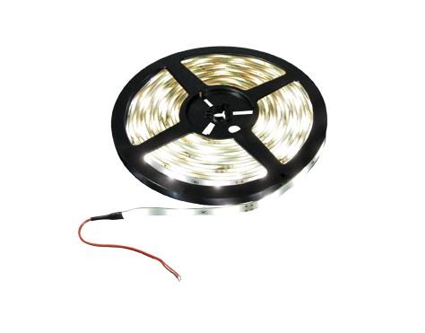 LED Leiste, 12W, 12V, 1100 lm, 3000K, (warmweiß), dimmbar, A+, 120° Abstrahlwinkel, hochflexibel, selbstklebende Rückseite
