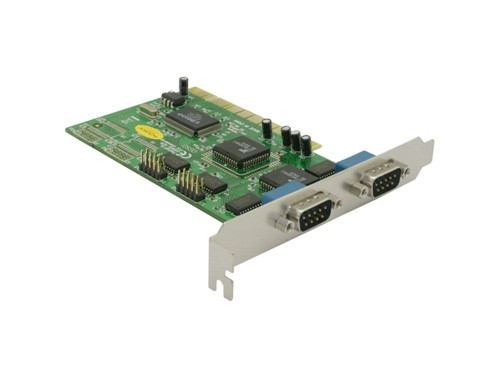 I/O FIFO Karte PCI 4s, Delock® [89046]