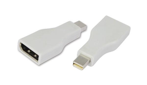 LogiLink® Adapter Mini DisplayPort to DisplayPort [CV0039]