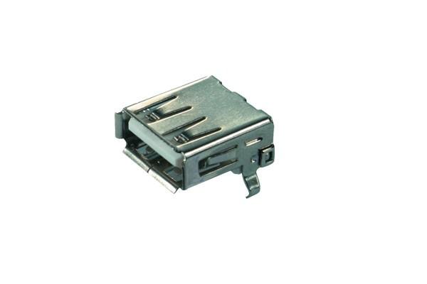 USB A PCB Einbaubuchse, Good Connections®