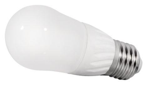 LED Lampe, 2,5W, 230V, 140 lm, 3000K, (warmweiß), nicht dimmbar, A+, >180° Abstrahlwinkel