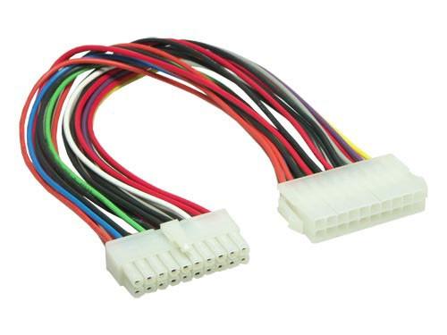 ATX Verlängerung 20pol Mainboard, ca. 30cm, Good Connections®