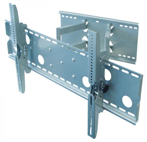 """Bildschirm- und TV-Wandhalter, 42""""-70"""", bis 40 kg, Neigung 15°, Drehung 45°, My Wall®"""