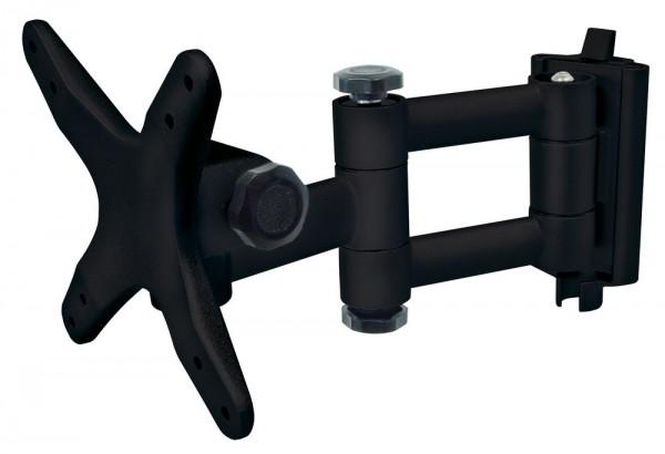 """Bildschirm- und TV-Wandhalter, 10""""-30"""", bis 20 kg, Neigung 20°, schwarz, My Wall®"""