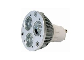 Power-LED, 1W, 230V, 150 lm, 3800K, (warmweiß), nicht dimmbar, A+, 15° Abstrahlwinkel