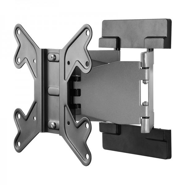 TV EasyFold M, Doppelflügel-Wandhalter für TVs von 43 bis 107 cm