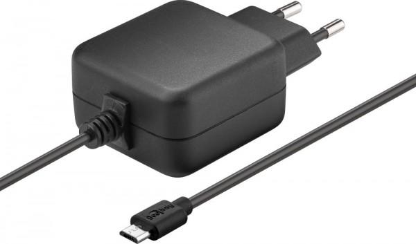 Micro-USB Ladegerät für Raspberry Pi 1, Raspberry Pi 2 und Raspberry Pi 3, 2,5A
