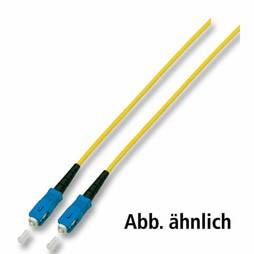 Patchkabel LWL Simplex OM1 (Multimode, 62,5/125) SC/SC, 1m, Good Connections®