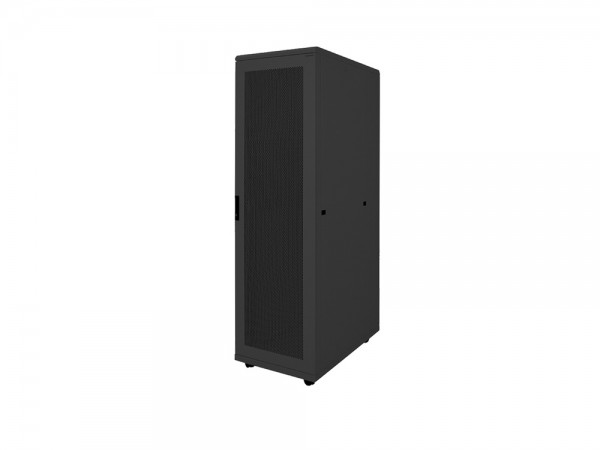 """19"""" Server Standschrank, 26HE, 600x1000mm, schwarz, LogiLink® [S26S61B]"""