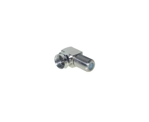 F-Winkeladapter, F-Stecker/F-Buchse, Good Connections®