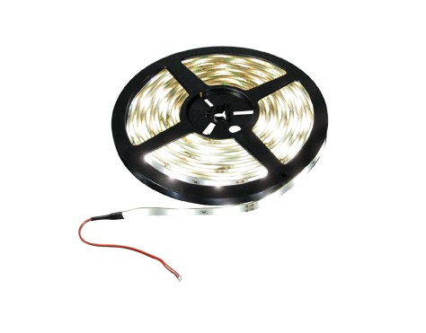 LED Leiste, 12W, 12V, 1200 lm, 6000K, (kaltweiß), dimmbar, A+, 120° Abstrahlwinkel, hochflexibel, selbstklebende Rückseite