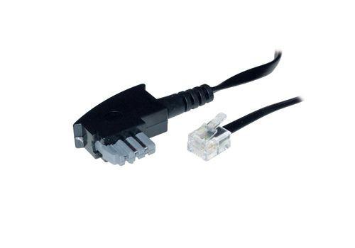 TAE-N, Modem-Verbindung 6p6c, 10m