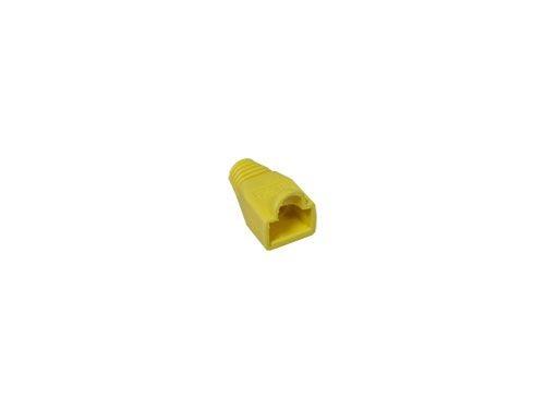 Knickschutztülle für Western Stecker , Farbe gelb, Good Connections®