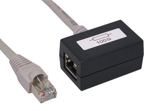 ISDN 2-fach Verteiler mit Widerstand High Quality
