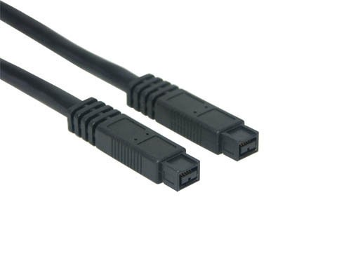 Anschlusskabel FireWire IEEE1394b 9/9, 1m, Good Connections®