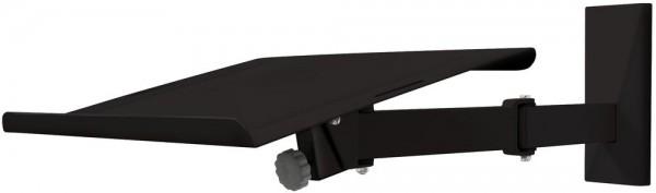 Wandhalter für TV-Geräte bis 55 cm, 30kg, Neigung 16°