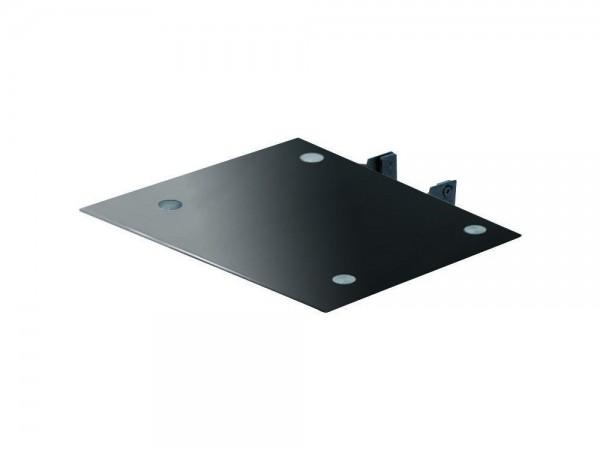 Zusatzglasplatte für Standfuß TV-H12 und TV-H13, My Wall®