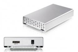 "MacPower Alu Gehäuse 2,5"" USB 3.0 SK-2500 für SATA HDDs"