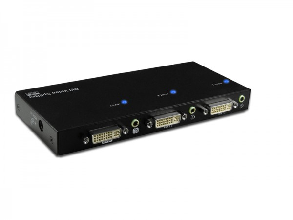 DVI Video Splitter 2-fach