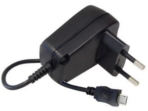 Universal Ladenetzteil für Handys mit Micro B USB-Anschluß, 5V, 1000mA
