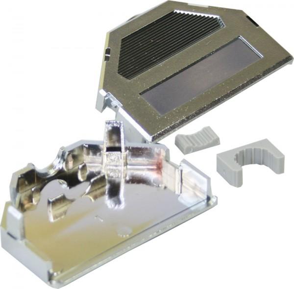 Gehäuse Kunststoff für 50-POL Centronics